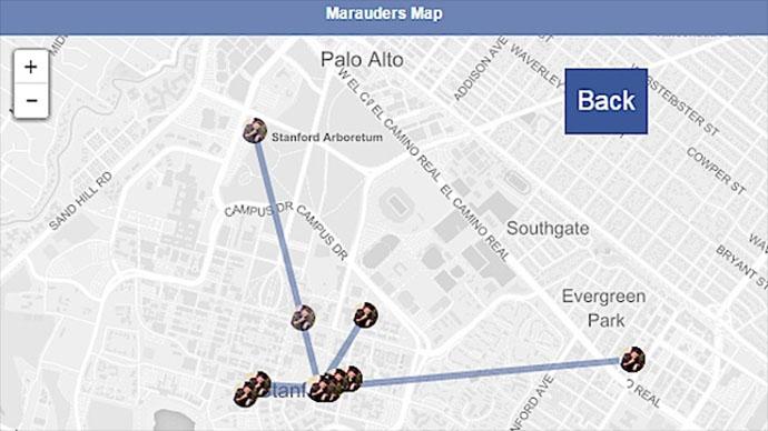 Maradeurs Map